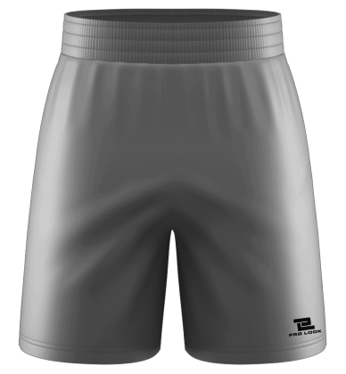 Team Shorts With Pockets Blank Template