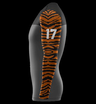 Tiger Patterned FS Compression