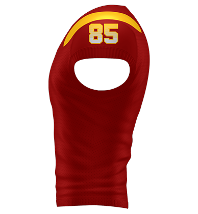 USC Sublimated 17 Jersey