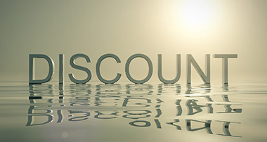 Sign Up for Local and National Discounts
