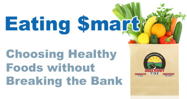 Eating $mart: Healthy Foods that Don't Break the Bank