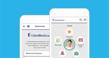 UnitedHealthcare Healthy Pregnancy App
