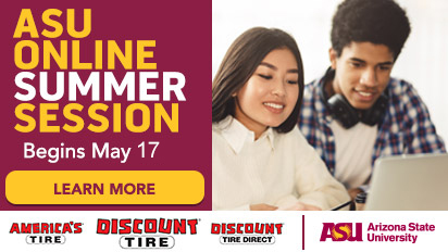 ASU Online Summer Session A starts May 17