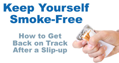 Keep Yourself Smoke-Free