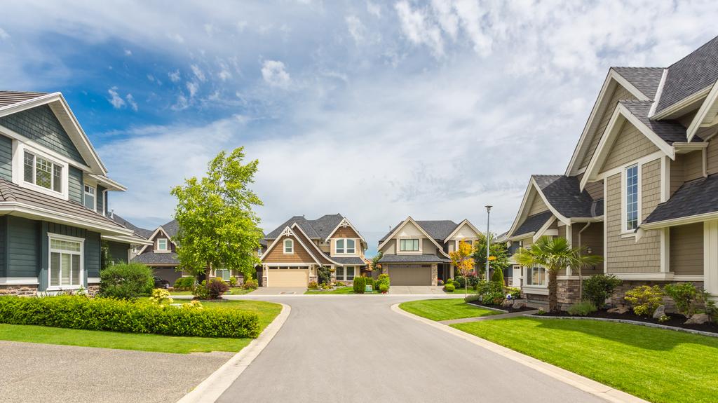 Garden City  Family Homes For Sale