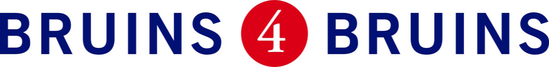 Bruins4Bruins Logo
