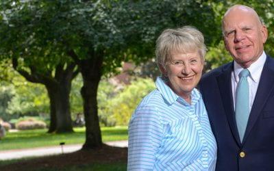 Harold and Paula Fogelberg