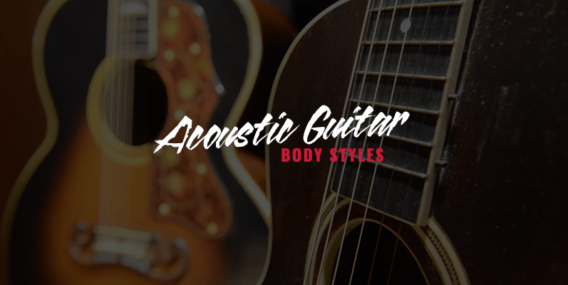Acoustic Guitar Body Styles