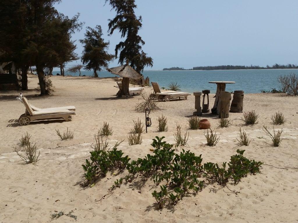 J'ai entendu la plage?/Did someone say the beach?