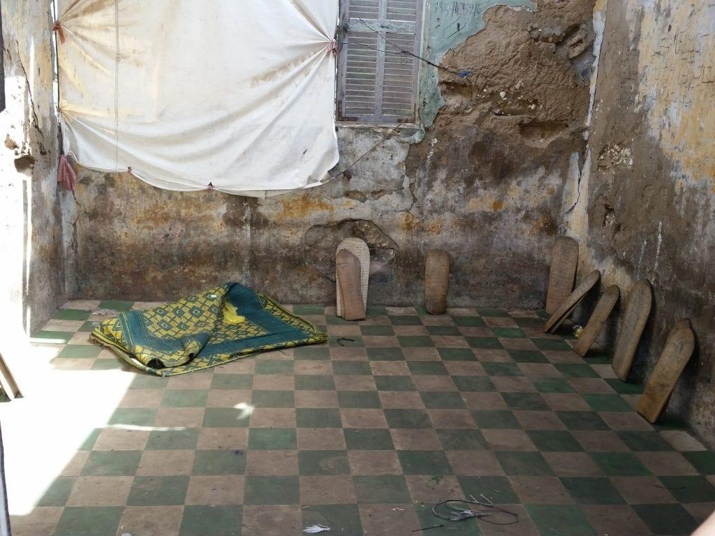 Le Daara (Ecole coranique)/The Daara (Quranic School)