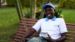 Njenga Mungai, a long-time mountain guide and outdoor instructor