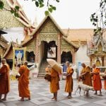 Wat Phra That on Doi Suthep