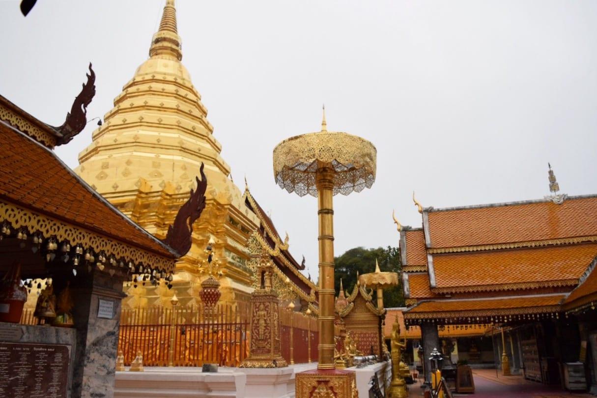 Wat Phra That on Doi Suthep