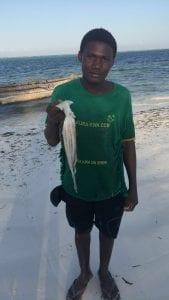 Mcha from Zanzibar