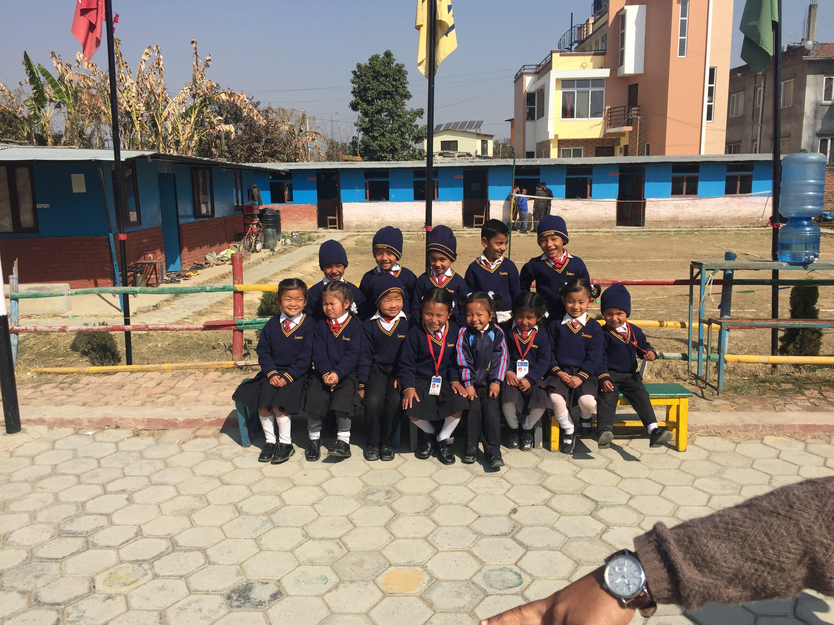 Lower Kindergarten Class