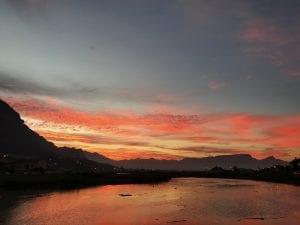 Last sunset :(