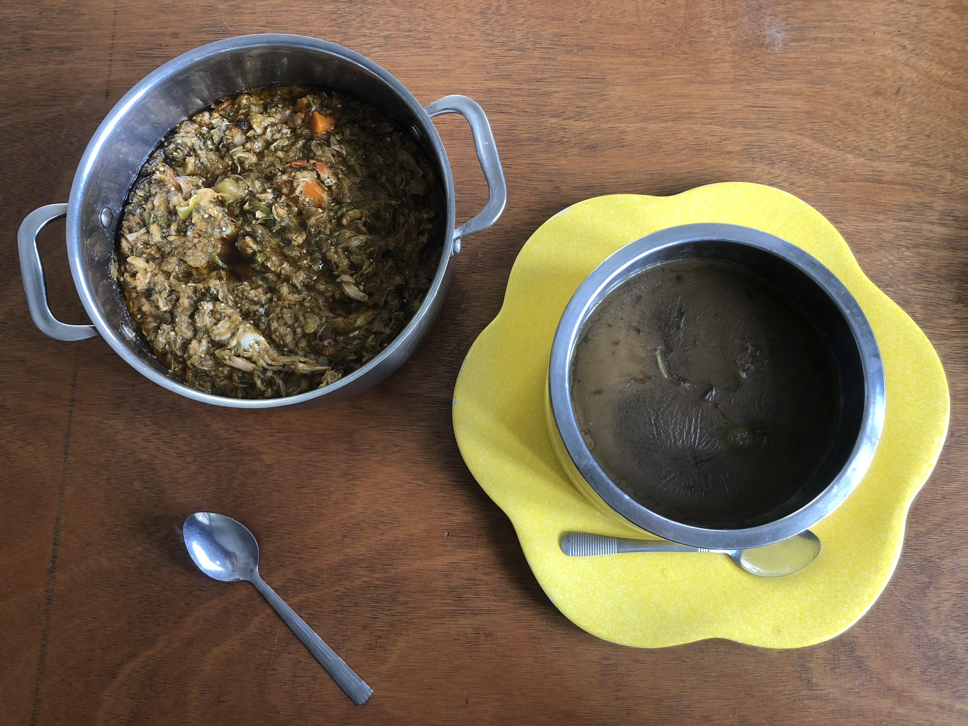 Legume with black bean sauce