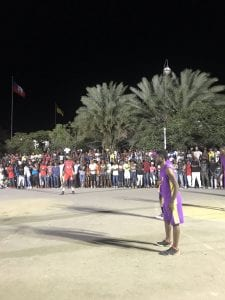 Got to go to the Gonaives men's basketball final and left with so many thoughts about how we spend way too much on sports/how we take them way too seriously in America! This was such simple free fun for everyone to enjoy!