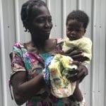 Reusable cloth diapers from a Haitian social enterprise!