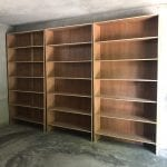 Shelves for a new library!