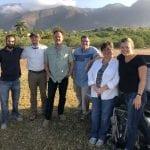 Disciples' Village American staff
