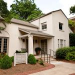 Celebration of Belmont's newly-renovated Foutch Alumni House