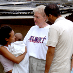 Betty Wiseman leads student-athlete mission trip