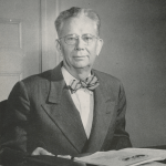 First President of Belmont College and former Belmont Heights Baptist Church Pastor, Dr. R. Kelly White