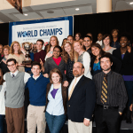 Belmont Enactus (formerly SIFE) named World Champions