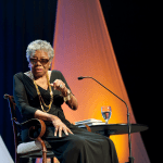 Maya Angelou delivers keynote address at 2012 Humanities Symposium