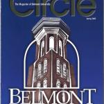 Belmont's 2003 Circle Magazine unveils new University logo