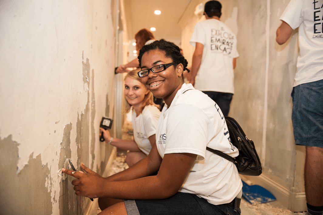 Belmont students serve greater Nashville community