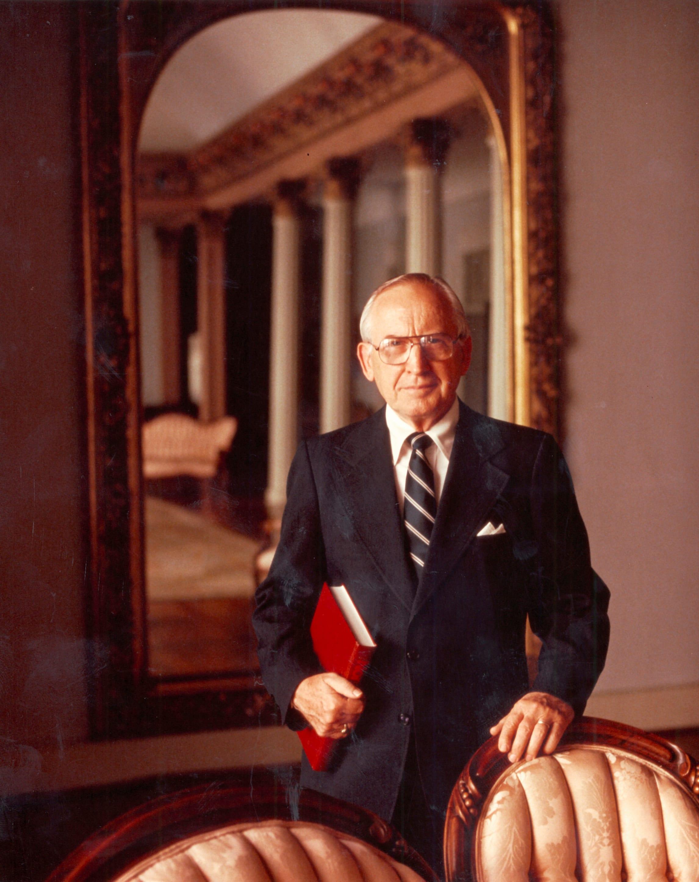 President Gabhart