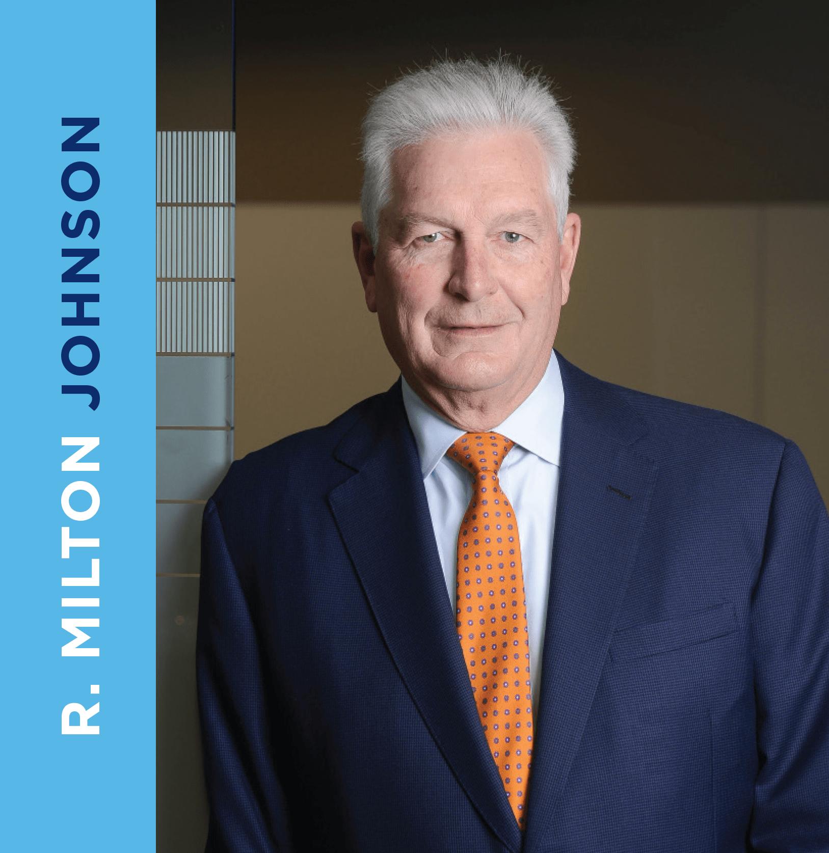 R. Milton Johnson