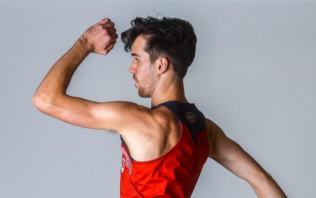 Noah Grimm // Men's Track & Field