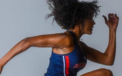 Sade Alalade // Women's Track & Field