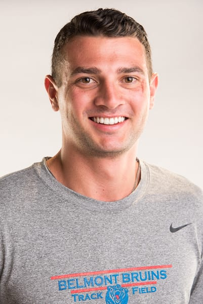 Nate Nammour, Track & Field