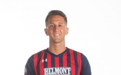 Niccolo Dagnoni // Men's Soccer