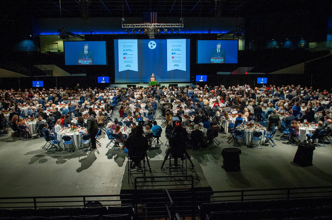 2019 Healthcare Hall of Fame Awards Luncheon at Belmont University