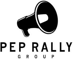 Pep Rally Group logo
