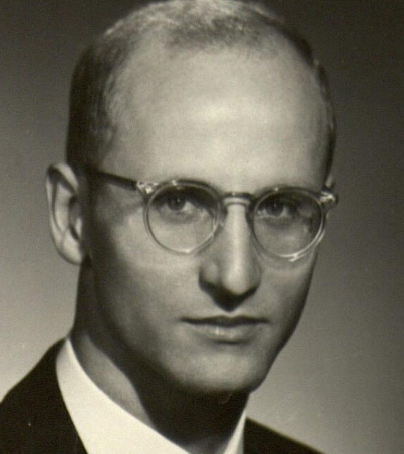 A photo of Robert Sanders