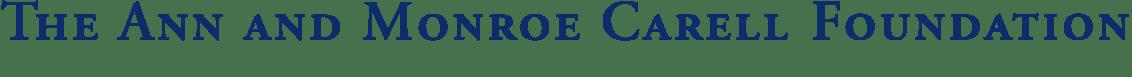 Ann And Monroe Carell Foundation