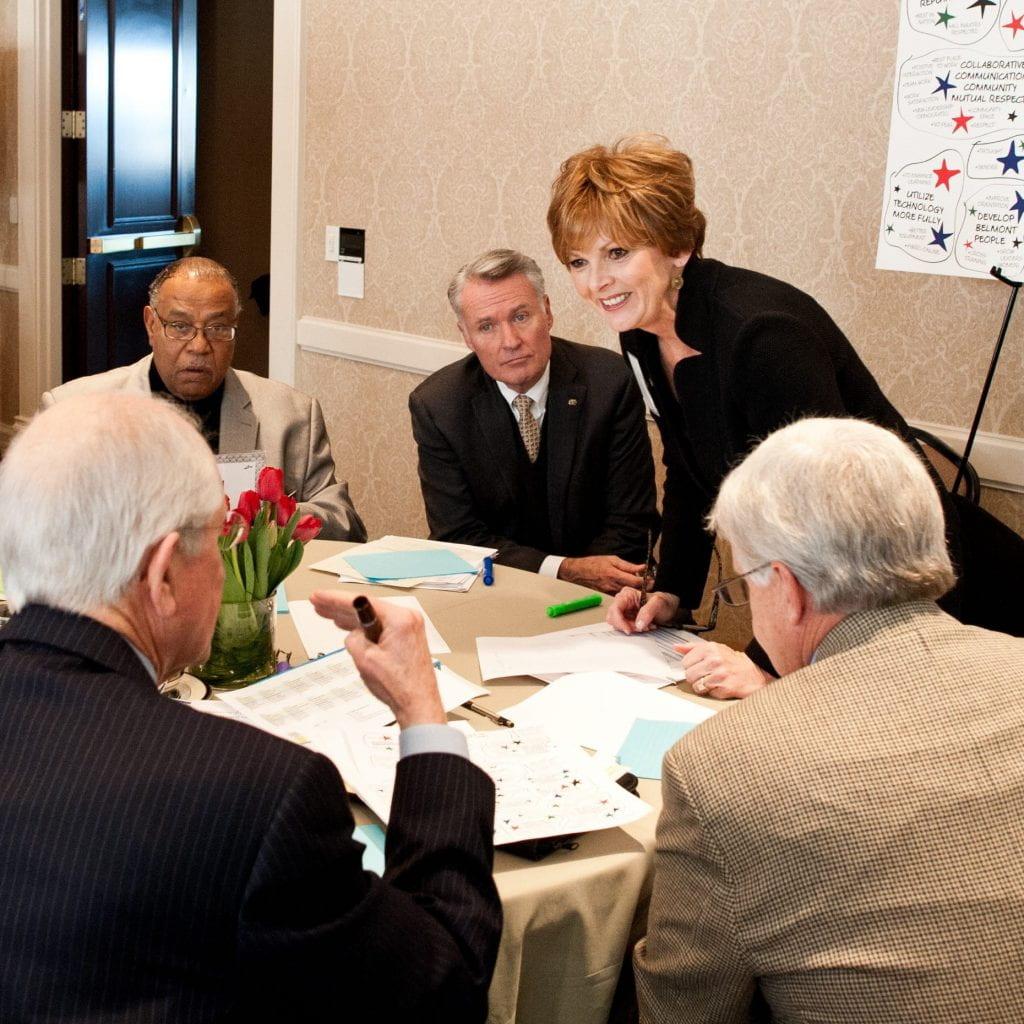board of trustees meeting 2014