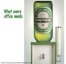 Alternate Water dispenser