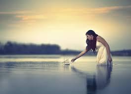 womens reflection