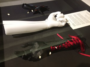 3d printed prosthetic arms.