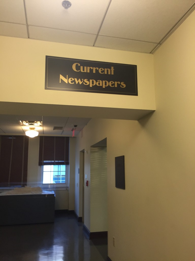 More Insight to Emory Library: Pictures