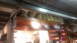 Xocolatl is a chocolate shop at Krog Street Market that participates in Fair Trade