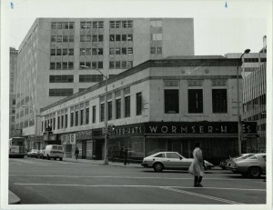 Olympia Building, !980s