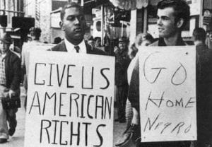 Freedom Summer Protest